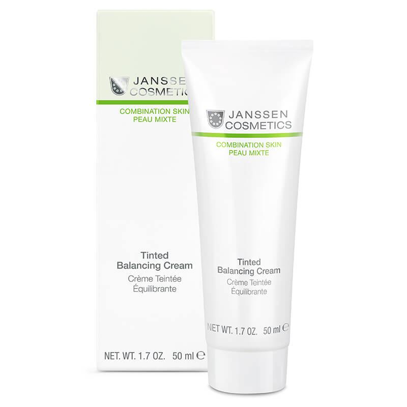 6611 Tinted Balancing Cream